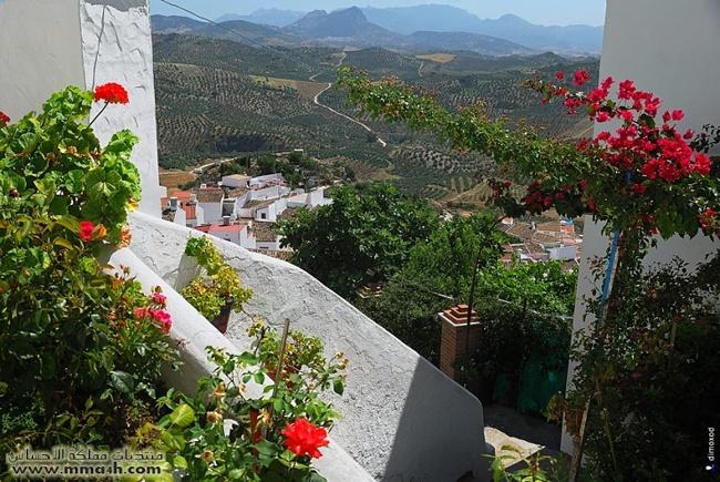 Olvera القرية البيضاء في أسبانيا 1410