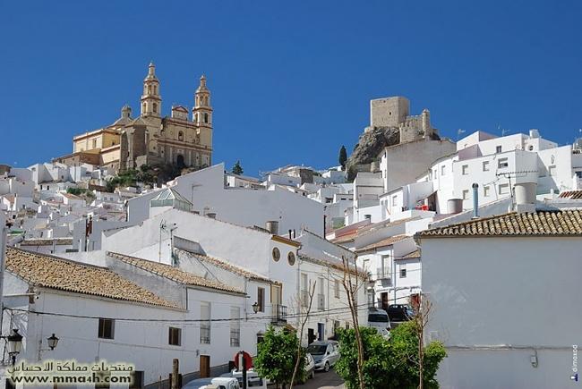 Olvera القرية البيضاء في أسبانيا 510