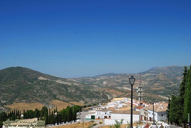 Olvera القرية البيضاء في أسبانيا 810