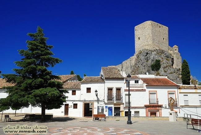 Olvera القرية البيضاء في أسبانيا 910