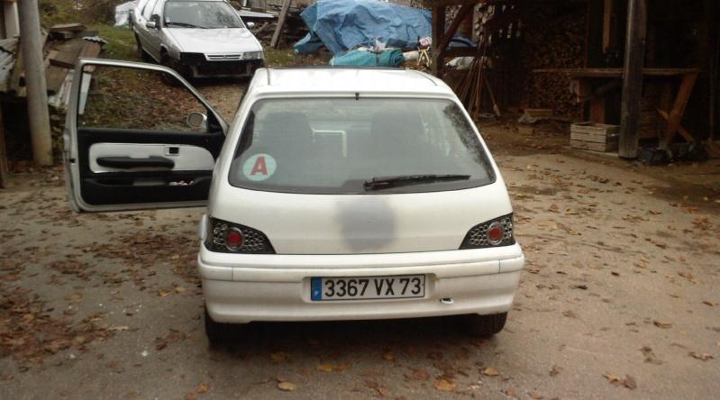 [Admin] Peugeot 106 en cours de prépa Photo011