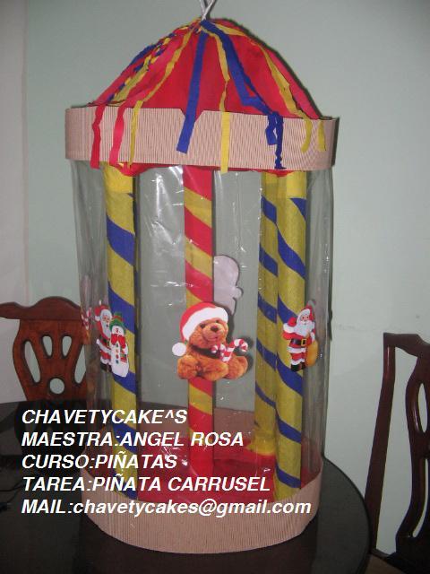 Curso de Piñatas - Oct 2008 Carrus11