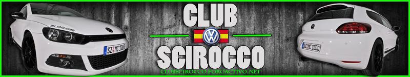 :: CLUB SCIROCCO :: El mayor Club de Volkswagen Scirocco en España