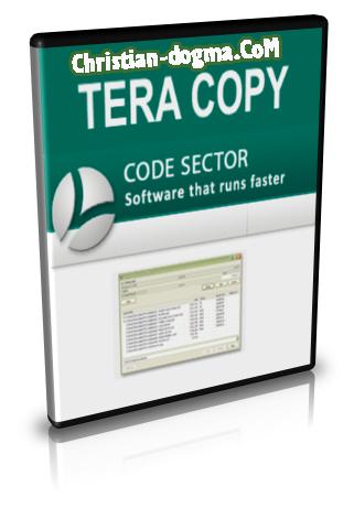 اقوى برامج نقل الملفات بسرعة خيالية TeraCopy 2.12 كامل Ba413310