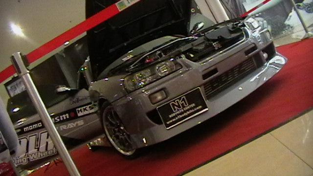nissan skyline show car at 1 borneo big boy toys Imga0010