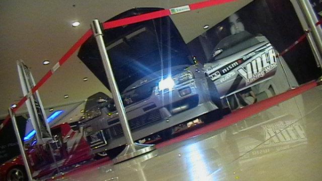 nissan skyline show car at 1 borneo big boy toys Imga0011