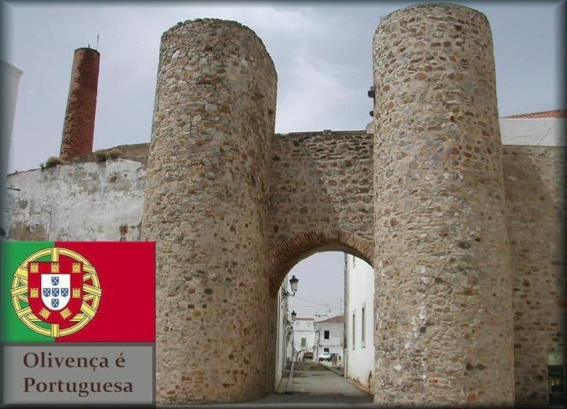 Olivença é Portuguesa