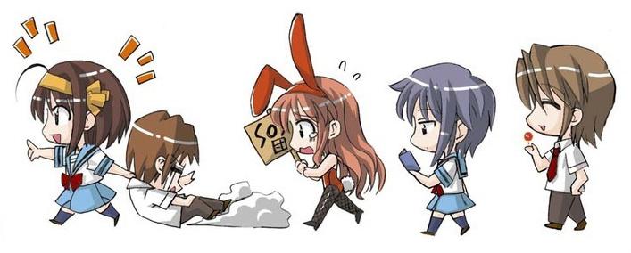 Mi super chiste! Haruhi11