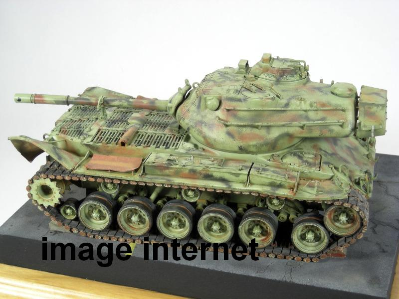 M47 Patton Revell F411