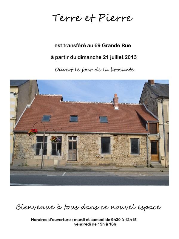 """Nouvel atelier-galerie """"Terre et pierre"""" Compos10"""