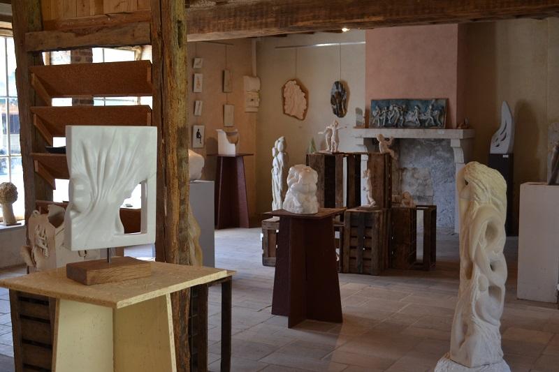 """Nouvel atelier-galerie """"Terre et pierre"""" Dsc_1210"""