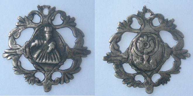 Medalla calada para catalogar Medall11