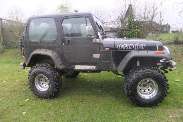 [VDS] Jeep Wrangler 4L - 128000 Kms - (maj) 9500€ Sortie17