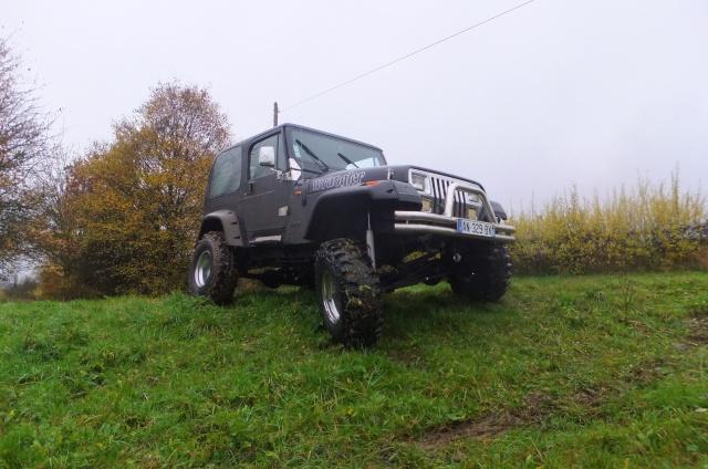 [VDS] Jeep Wrangler 4L - 128000 Kms - (maj) 9500€ Sortie18