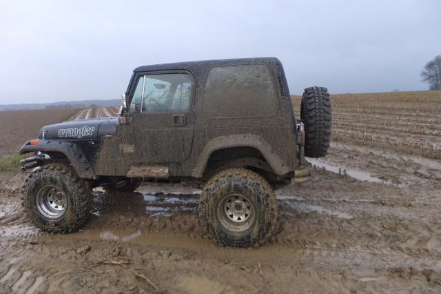 [VDS] Jeep Wrangler 4L - 128000 Kms - (maj) 9500€ Sortie19