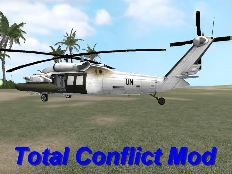 L'Equipe SAS et BlackHawk Uh210