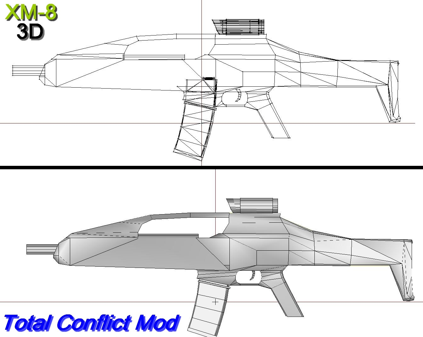 Nouveau XM-8 Xm-810