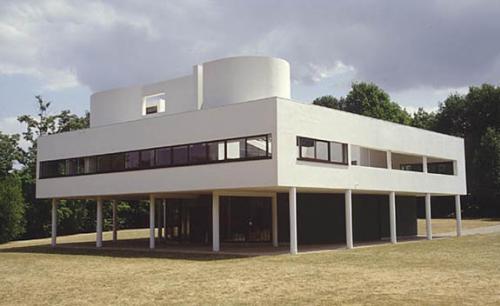 les maisons des architectes fabriquees par les etudients de mostaganem Corbus10