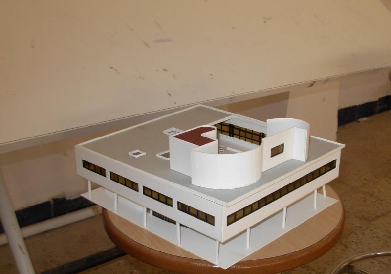 les maisons des architectes fabriquees par les etudients de mostaganem Dscn0318