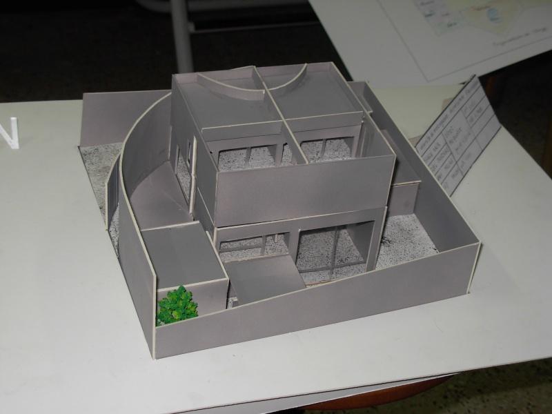 les maisons des architectes fabriquees par les etudients de mostaganem Dscn0410
