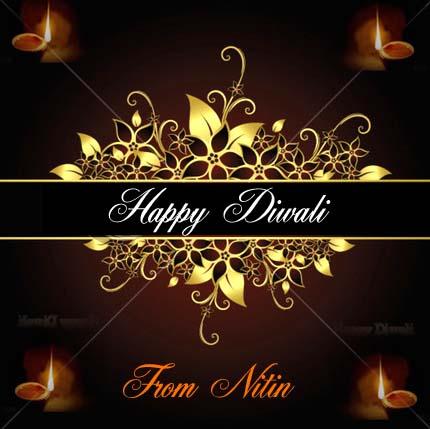 "Wish All The Member Of NIL & NINU A Very ""Happy Deepawali"" Happy311"