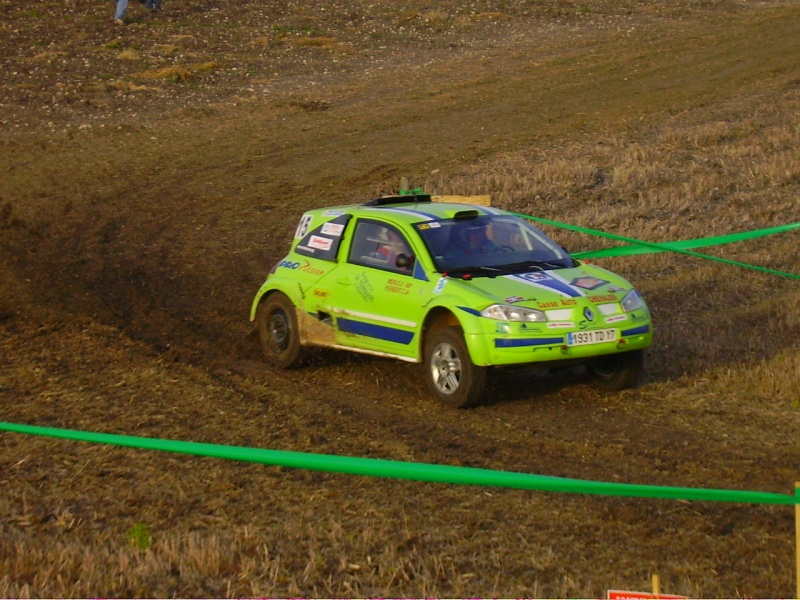 photos des n°15 et 54 - Equipages HERBERT - Page 2 Rallye22