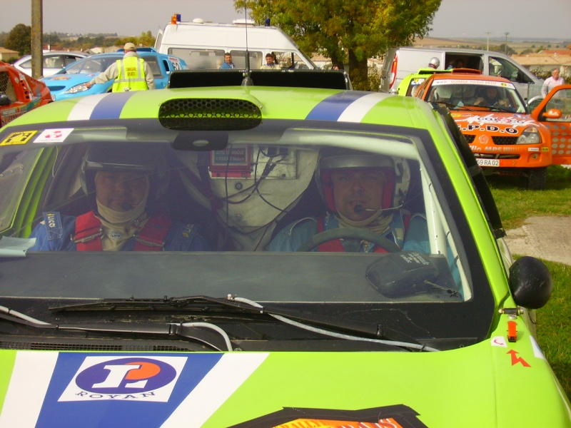 photos des n°15 et 54 - Equipages HERBERT - Page 2 Rallye24