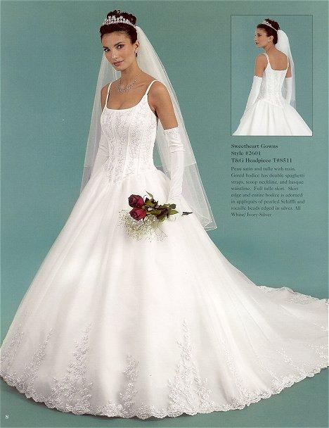 فساتين زفاف تحفه وتحدى  جديد ازياء 2009 30339_13