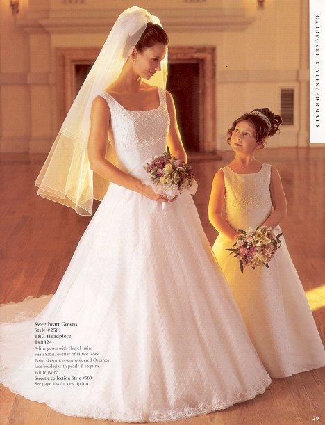 فساتين زفاف تحفه وتحدى  جديد ازياء 2009 30339_15