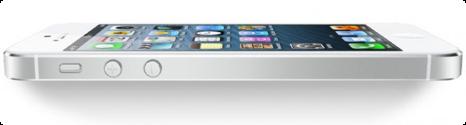 L'iPhone 5 d'occasion disponible chez Bouygues Telecom et B&YOU 13605711