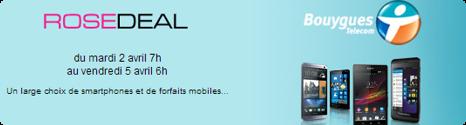 Payez 20€ sur Vente-Privée et dépensez 100€ chez Bouygues Telecom 13648111