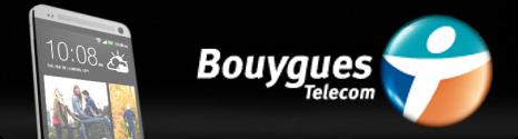 HTC One enfin disponible chez Bouygues Telecom 13651810