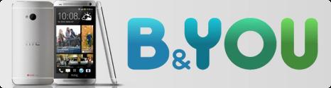B&You plus fort que l'Eurotarif: Divise par trois le prix de l'internet. 13656210