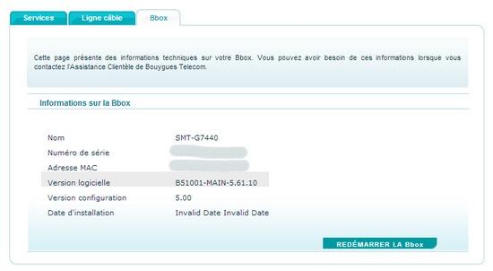 Déploiement du firmware 5.61.10 pour Bbox Sensation Fibre (Câble) Firmwa10
