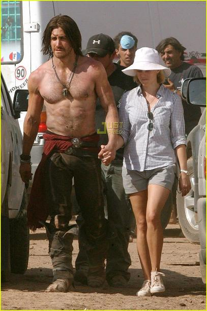 Prince of Persia: Sands of Time'ın filminden ilk görüntüler 12311