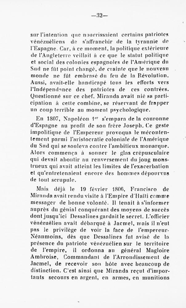 Dessalines Miranda 1806 Mirand10