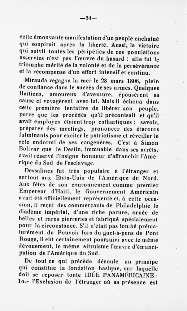 Dessalines Miranda 1806 Mirand12