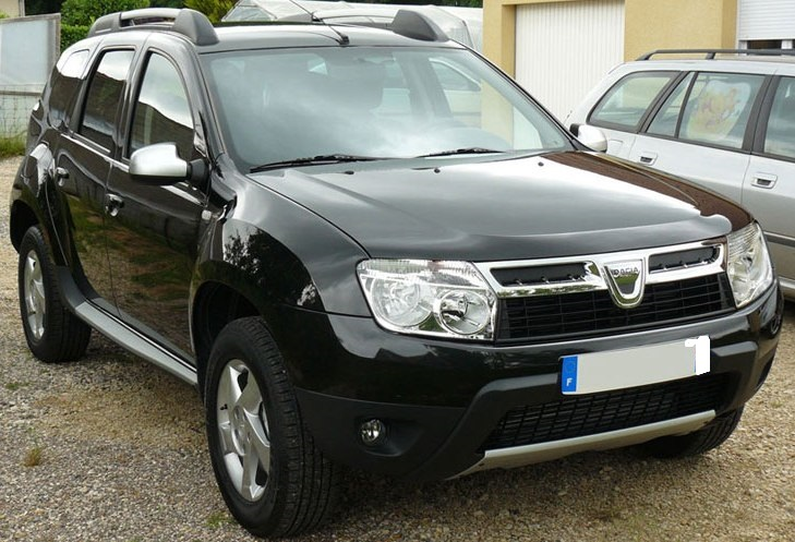 SUV DACIA DUSTER 1,5DCi 110ch PRESTIGE full options Dacia10