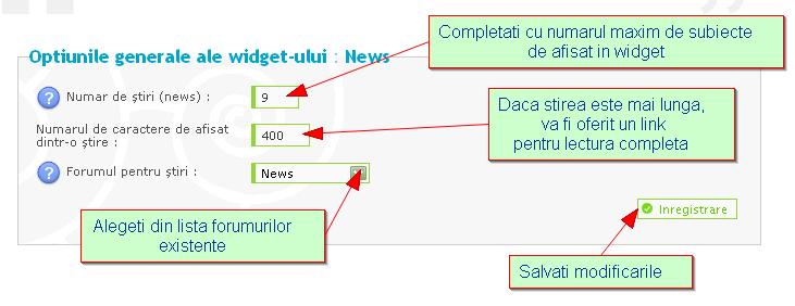 Widgeturi (module) predefinite 27719310