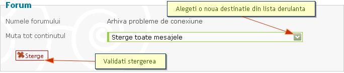 Stergerea unei categorii, a unui sub-forum sau a intregului forum 84494610