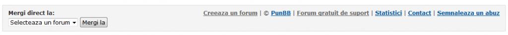 Despre versiunile forumurilor Wte10