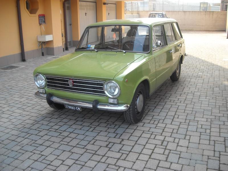 familiare - vendo o scambio Fiat 124 familiare Dscn0010