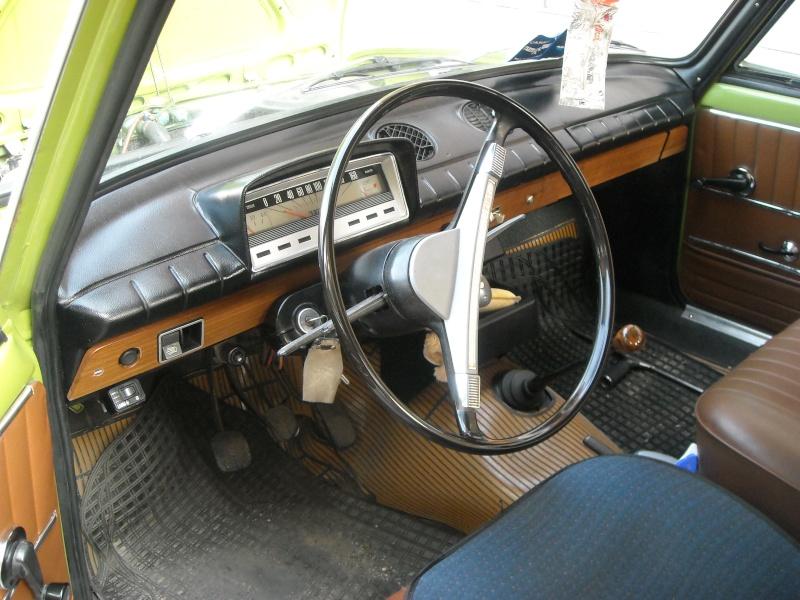 familiare - vendo o scambio Fiat 124 familiare Dscn0012