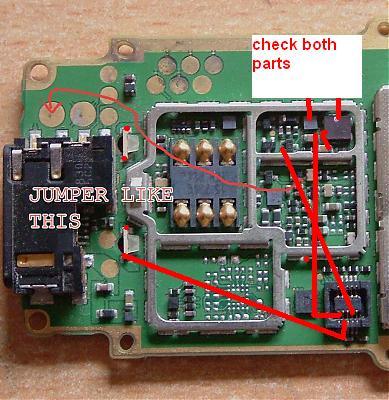 Nokia 1200 & 1208 Light Problem 100% Tested Solution 12002012