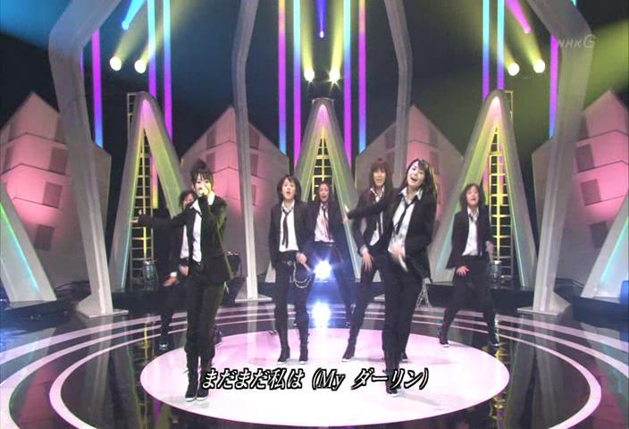 Forever love (performance in music japan) C-ute --JavierJp0p C-ute_11