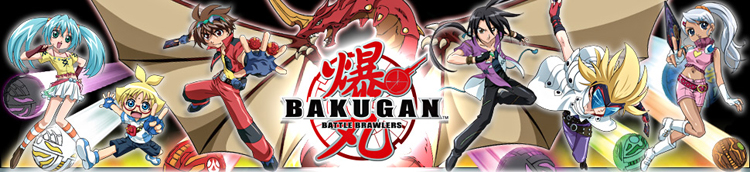 Bakugan Battle Brawlers Online