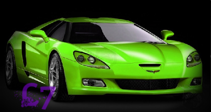 The Corvette C7 2ihmja10