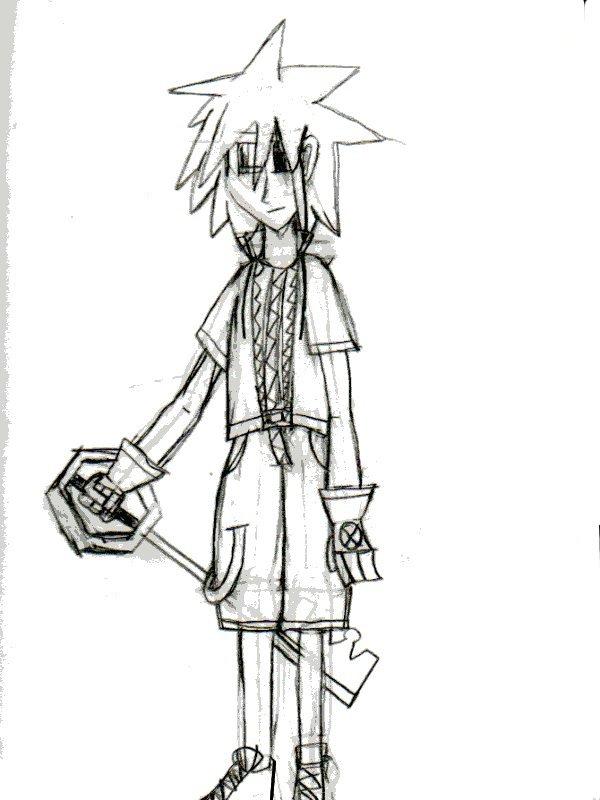 Who can Draw their Character? Raksha10