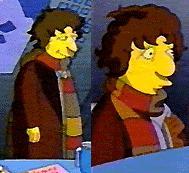 Doctor Who dans les Simpson 15702110