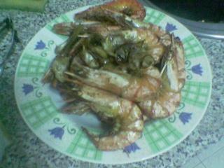 Camarão Frito Imagem45